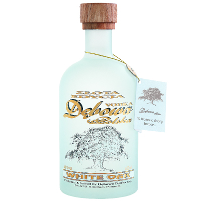 Vodka Debowa White OAK