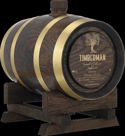 Whisky Timberman 6 ans | Importateur d'alcool officiel