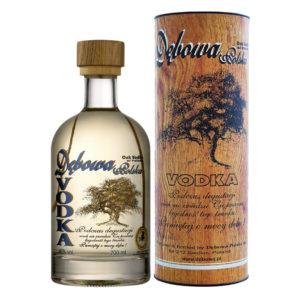 Vodka Debowa Polska tuba