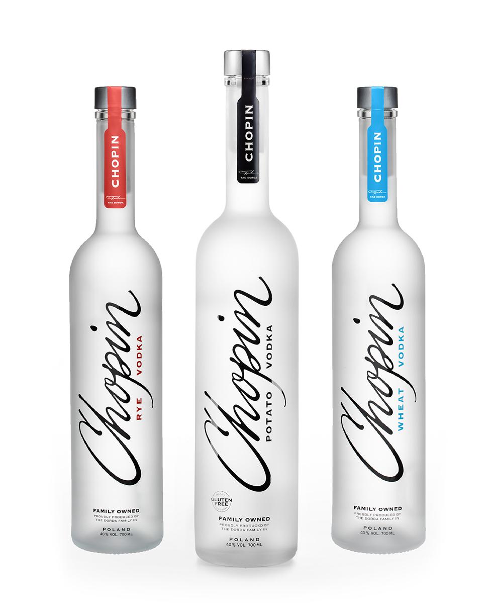Vodka Chopin Polonaise