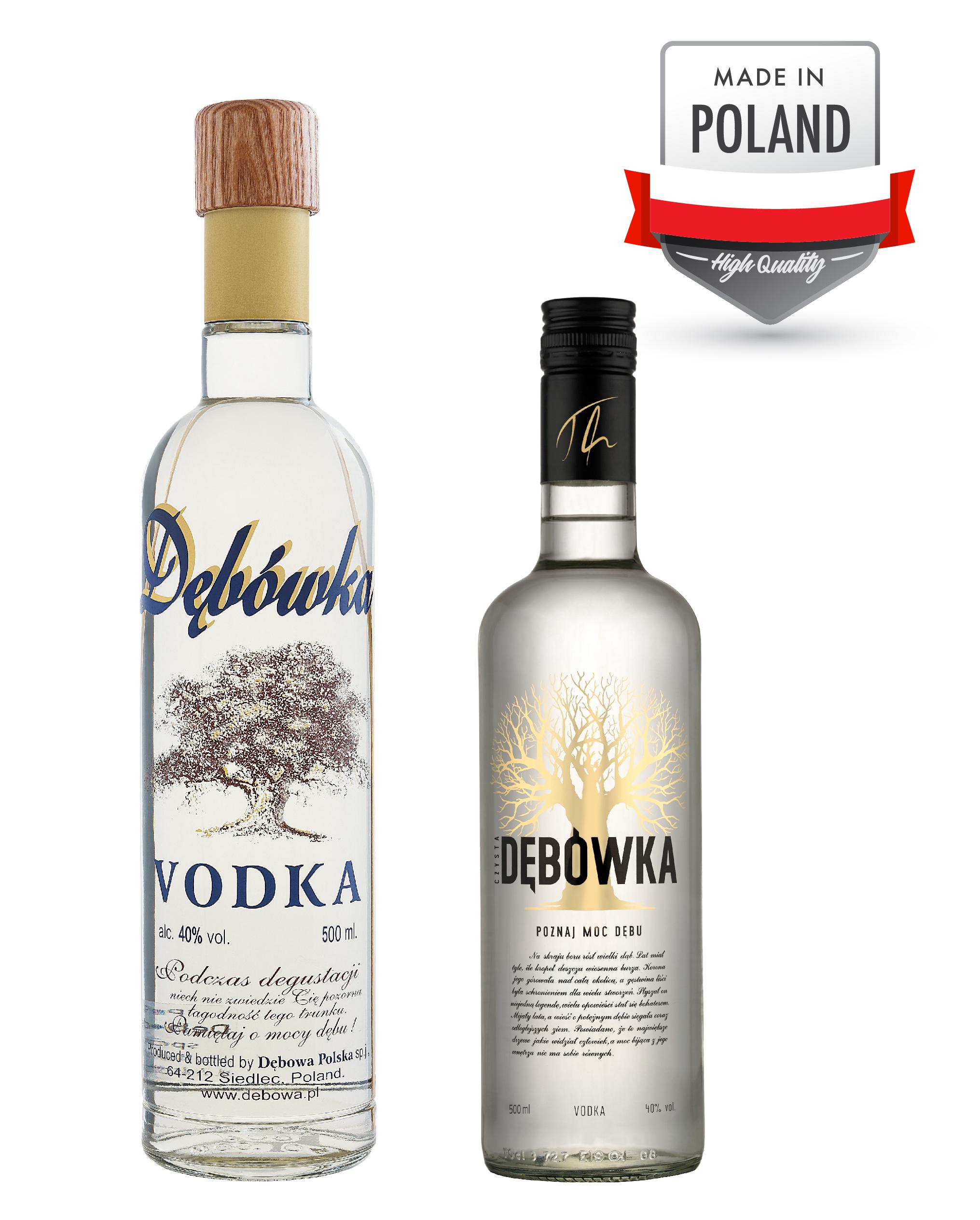 Vodka Debowa Polonaise