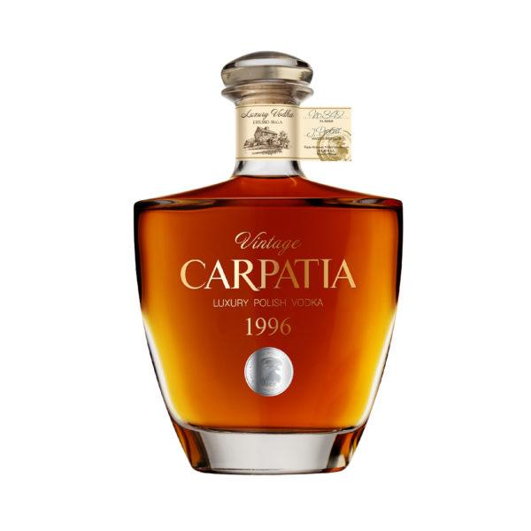 Vodka Carpatia Vintage 1996 (Seigle)